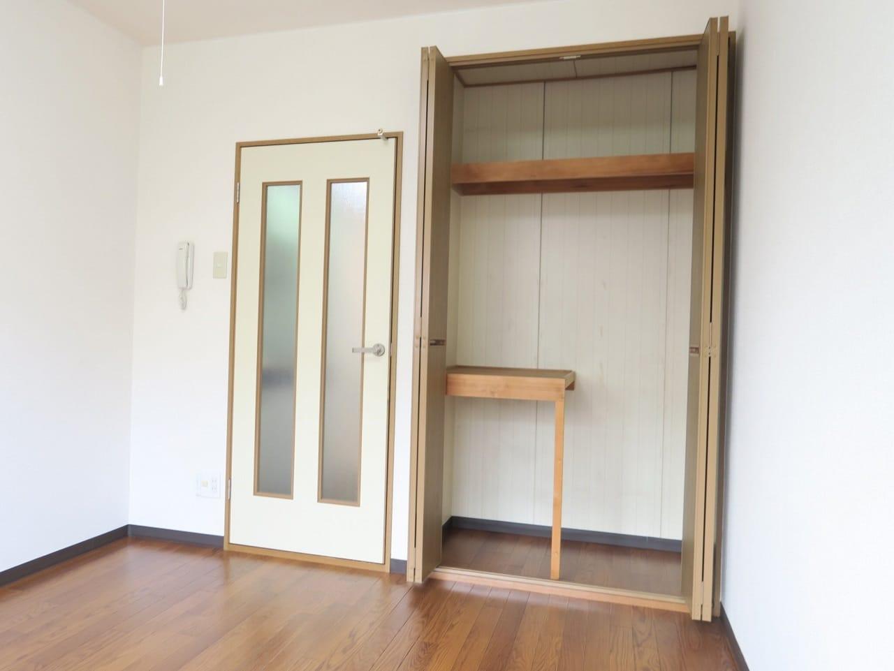 セピアコート2 01020号室の収納