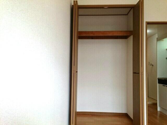 セピアコート2 01030号室の収納