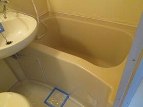 プレアール野中 401号室の風呂