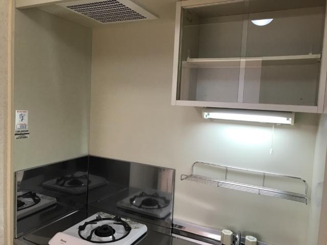 フォレストヴィラ 201号室のキッチン