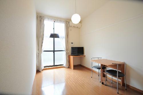 レオパレス山田東Ⅱ 105号室のリビング
