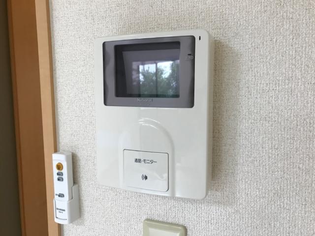 サンコート桜 101号室のセキュリティ