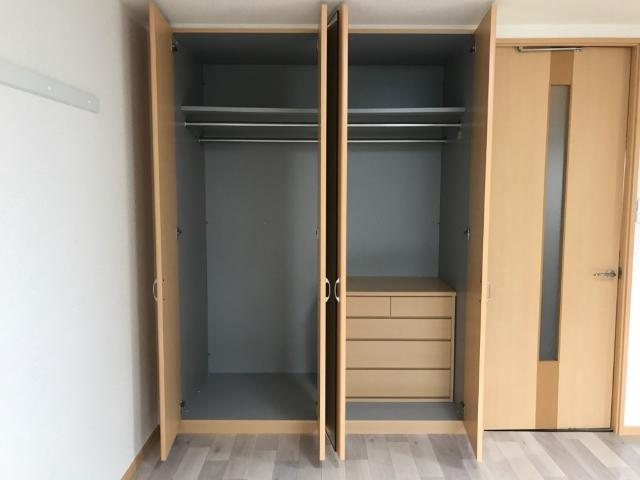サンコート桜 101号室の収納
