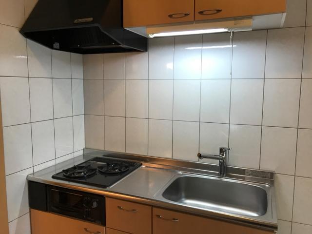 サンコート桜 101号室のキッチン