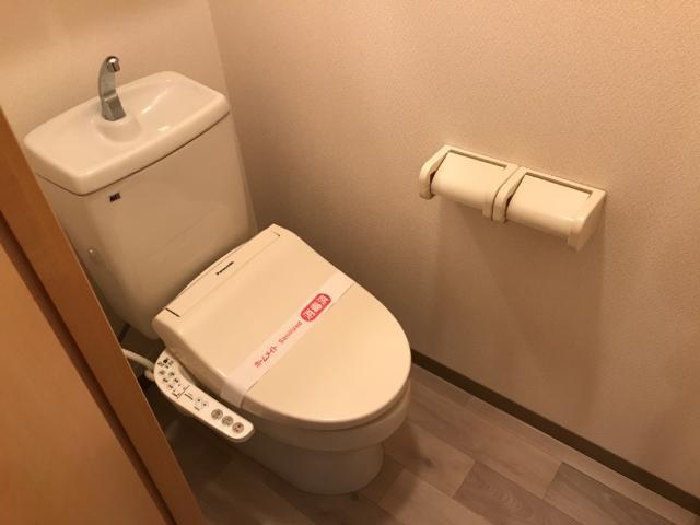 サンコート桜 101号室のトイレ