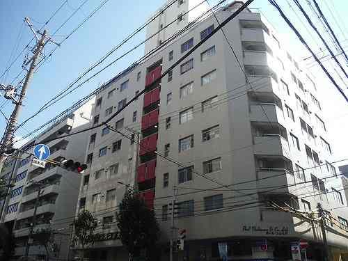 大京ビルマンション新大阪の外観