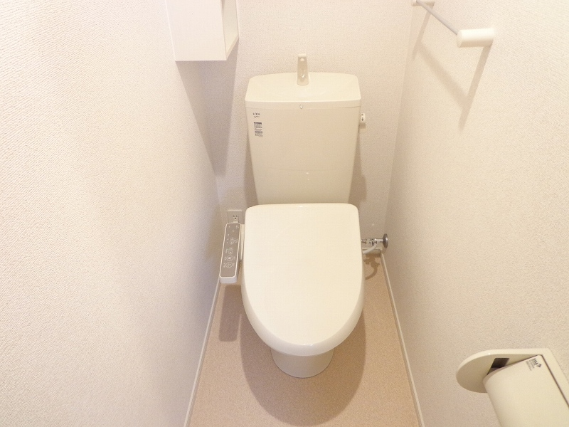 MATSU-KAZE Ⅱ 01020号室のトイレ