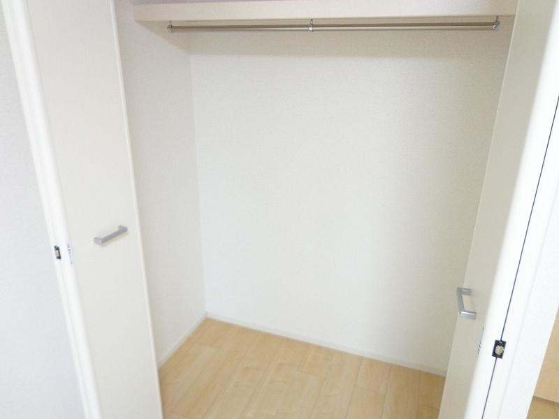 MATSU-KAZE Ⅱ 01020号室の収納