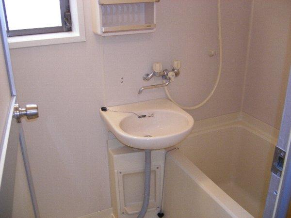 コーポレモン 202号室の風呂