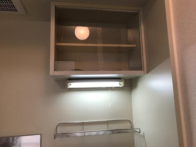 フォレストヴィラ 205号室の収納