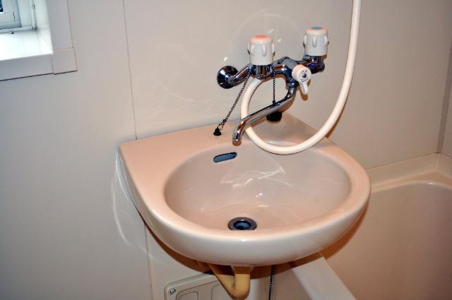 フォレストヴィラ 205号室の風呂