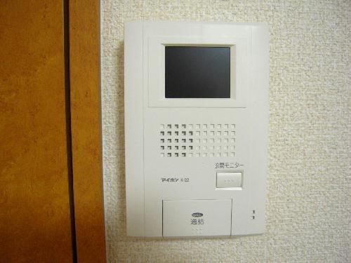 レオパレスプレズィール 101号室のセキュリティ
