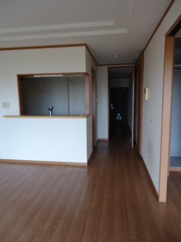 グリーンヒルズC 105号室のベッドルーム