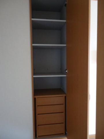 グリーンヒルズC 105号室の収納