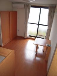 レオパレスグローリア 109号室の居室