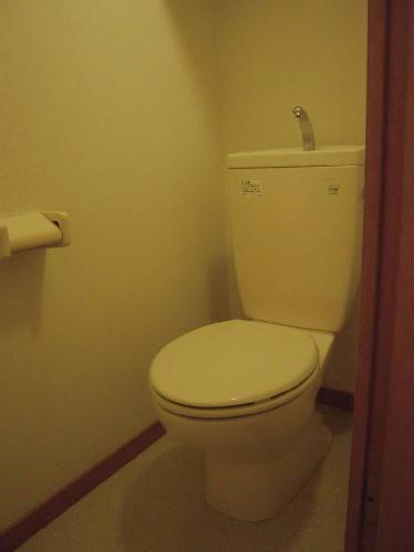 レオパレスエスポワール 205号室のトイレ