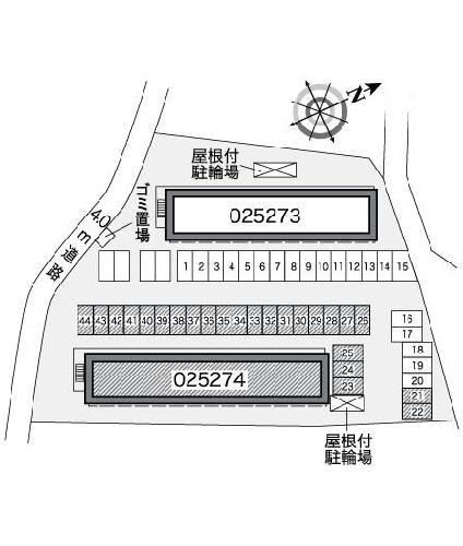 レオパレスコンフォートⅢ 102号室のその他