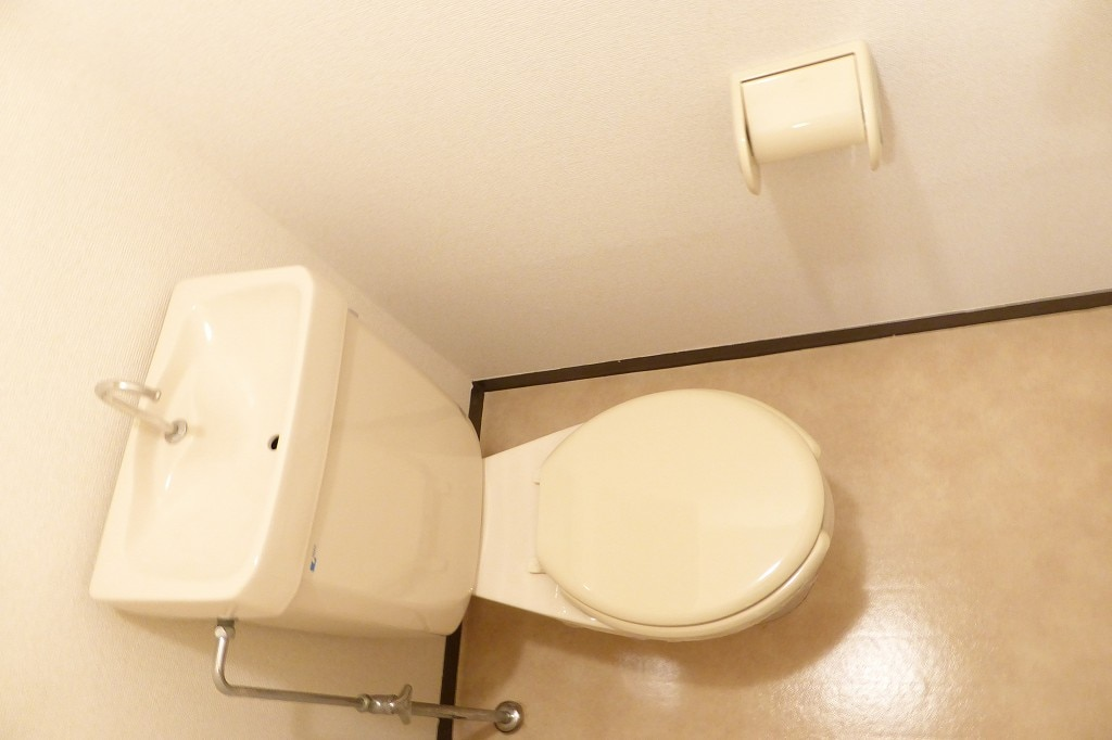 パルテール 01010号室のトイレ