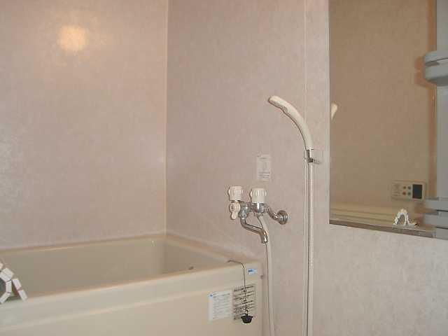 グランディール星の宮 201号室の風呂