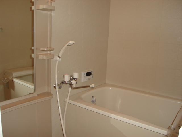 サニーコート.F 202号室の風呂