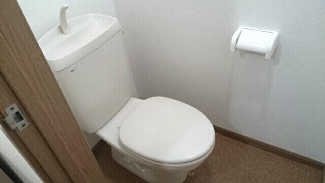 シェーネ ホフ Ι 01030号室のトイレ