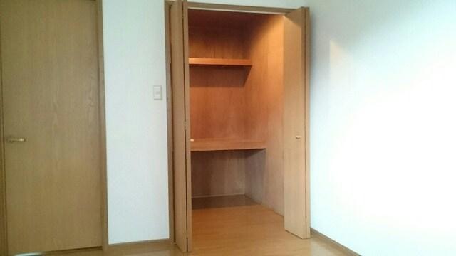 シェーネ ホフ Ι 01030号室の収納