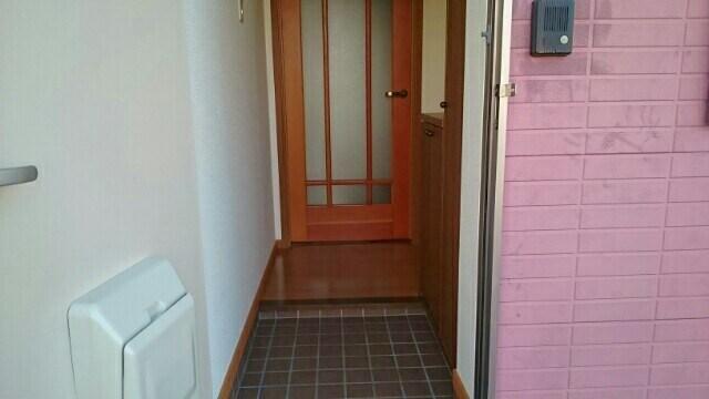 シェーネ ホフ Ι 01030号室の玄関