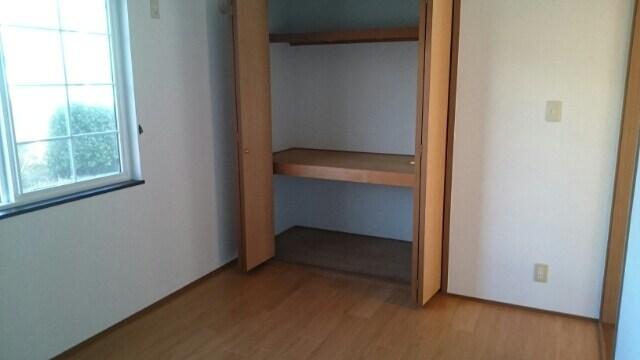 シ-サイドオリゾン 01010号室の収納