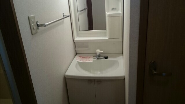 シ-サイドオリゾン 01010号室の洗面所