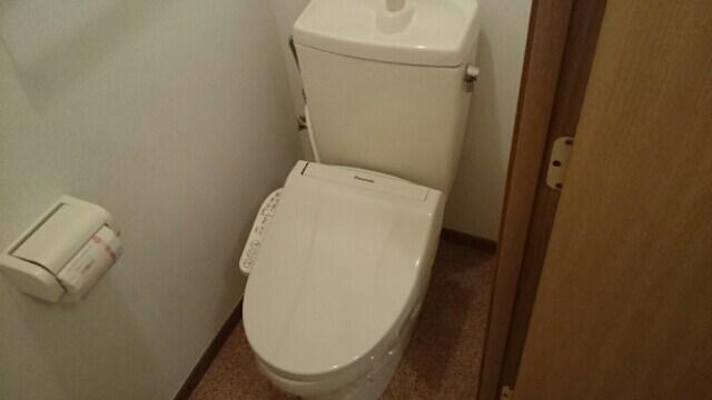 シ-サイドオリゾン 01010号室のトイレ
