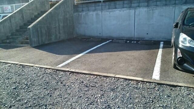 シ-サイドオリゾン 01010号室の駐車場