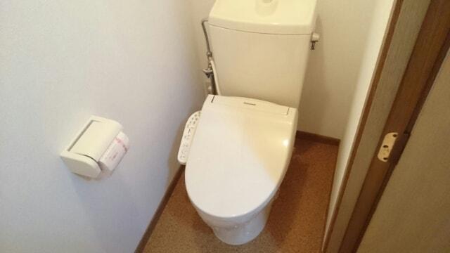 シ-サイドオリゾン 02010号室のトイレ