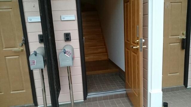 シ-サイドオリゾン 02010号室の玄関