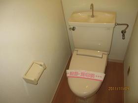 メゾン兎平 305号室のトイレ