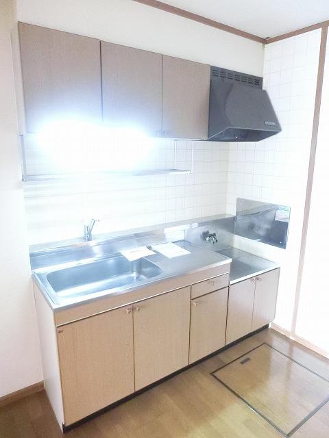 ジャルディーノ・K 01030号室のキッチン