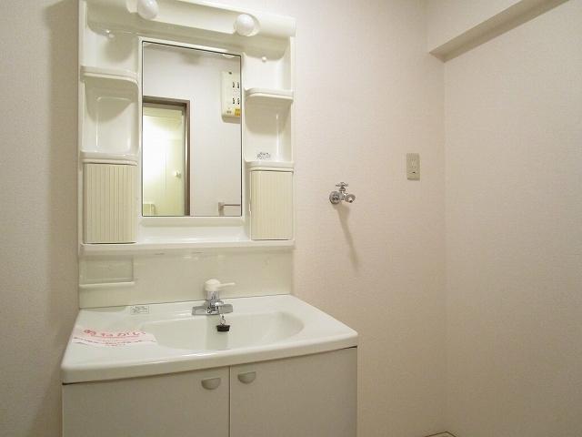 ラ・コモード 03030号室の洗面所