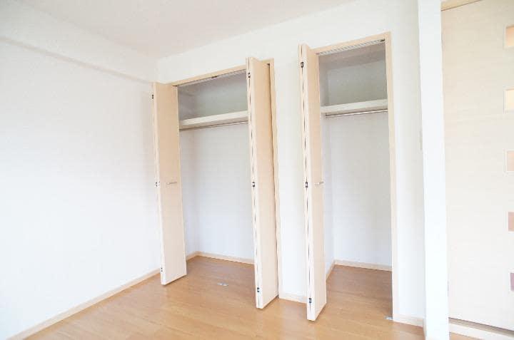 グランシェーヌ 02020号室の収納