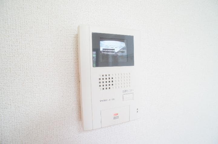 グランシェーヌ 02020号室のセキュリティ