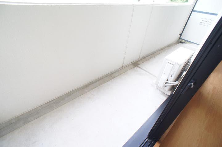 グランシェーヌ 02020号室のバルコニー