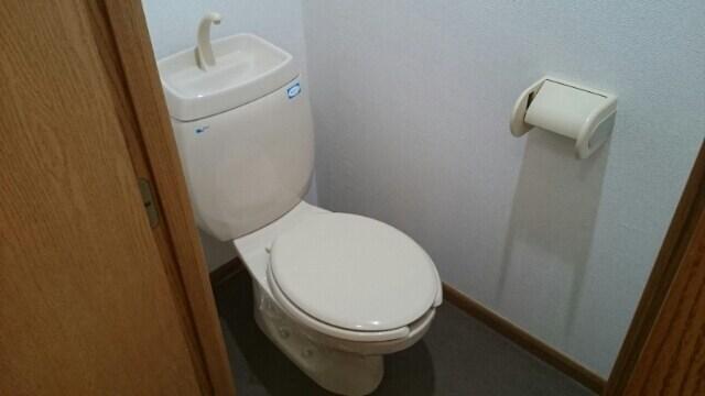 プレミアージュA 01030号室のトイレ