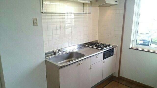 プレミアージュA 01030号室のキッチン