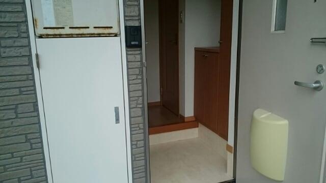 デーア・エテルノ 01020号室の玄関