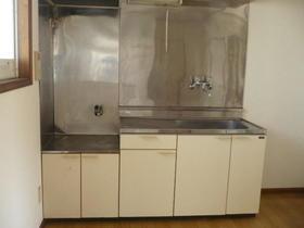キャッスルクレセント 103号室のキッチン