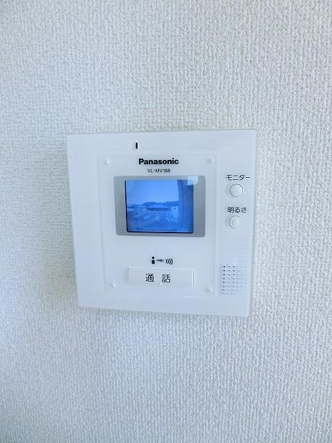 メゾン・ハピネ 02010号室のセキュリティ