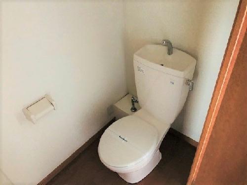 レオパレスパークサイド 202号室の風呂