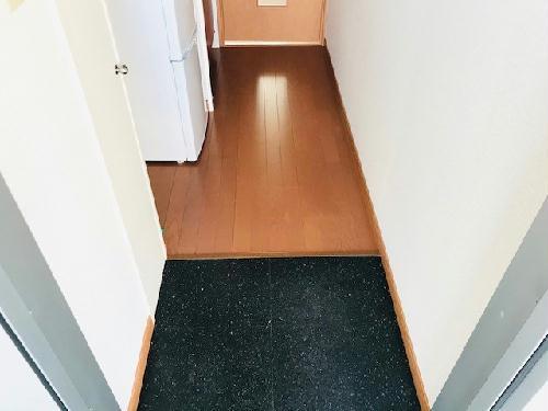 レオパレスパークサイド 202号室のリビング