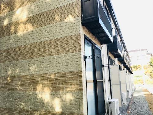 レオパレスパークサイド 202号室の収納
