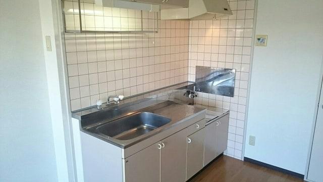 イストワール 03010号室のキッチン