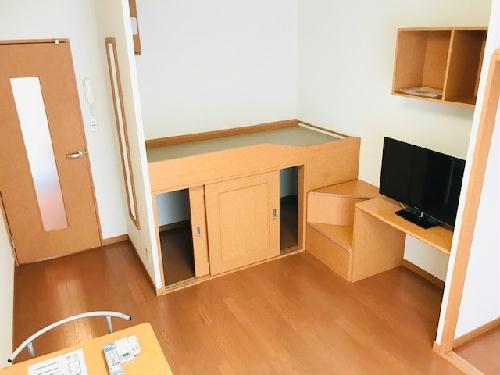 レオパレス海誠 107号室の収納