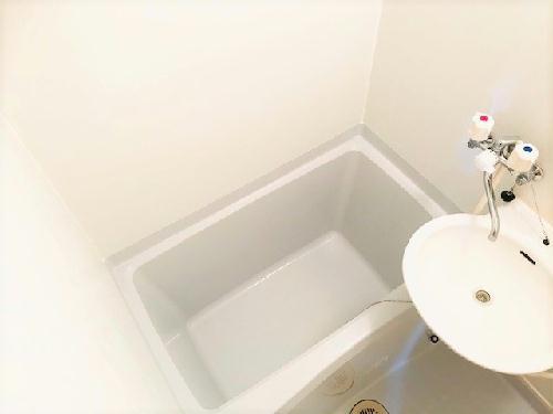 レオパレス海誠 202号室の風呂